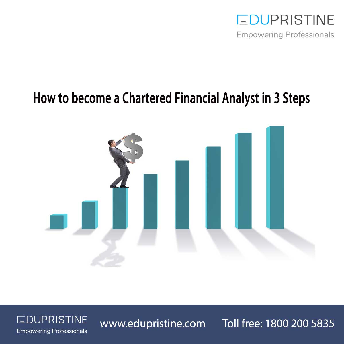 There Is A 3 Step Process To Become Chartered Financial Yst